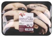 Hannaford Sliced Portabella Mushrooms
