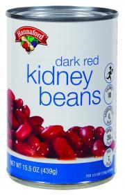 Hannaford Dark Red Kidney Beans