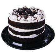 "Hannaford 6.5"" Triple Layer Cookies n Creme Cake"