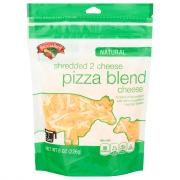 Hannaford Two Cheese Pizza Blend Shredded Cheese
