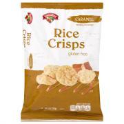 Hannaford Crispy Mini Caramel Rice Cakes