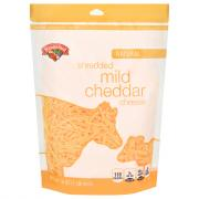 Hannaford Natural Mild Cheddar Shredded Cheese