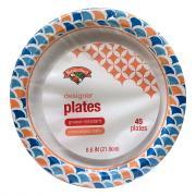 """Hannaford 8.6"""" Designer Plates"""
