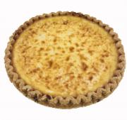 "Hannaford 8"" Coconut Custard Pie"