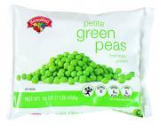 Hannaford Petite Peas