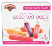 Hannaford Sugar Free Popsicles