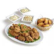 Fried Chicken Picnic Pack