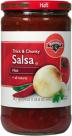 Hannaford Thick & Chunky Hot Salsa