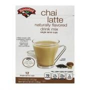 Hannaford Chai Latte Tea Single Serving Cup