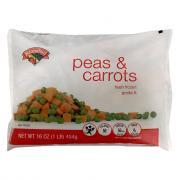 Hannaford Peas & Carrots