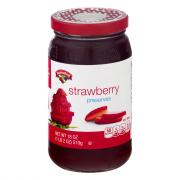 Hannaford Strawberry Preserves
