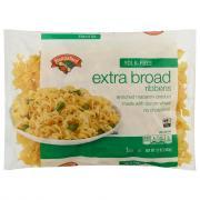 Hannaford Yolk Free Extra Broad Noodles