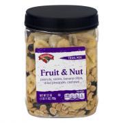 Hannaford Trail Mix Fruit & Nut