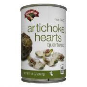 Hannaford Quartered Artichoke Hearts