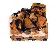 Chocolate Chip Cookie Square