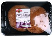 Hannaford Portabella Caps Mushrooms