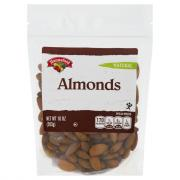 Hannaford Whole Natural Almonds