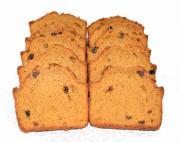 Pumpkin Raisin Bread Sliced Limited Time Only