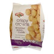 Hannaford Crispy Crowns