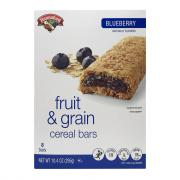 Hannaford Blueberry Cereal Bars