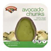Hannaford Avocado Chunks