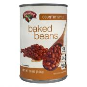 Hannaford Country-Style Baked Beans
