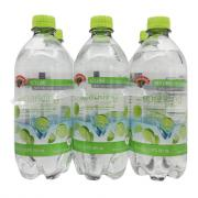 Hannaford Key Lime Sparkling Water