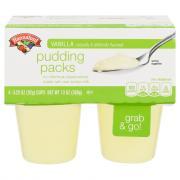 Hannaford Vanilla Pudding