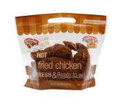 Hand Battered 4-Piece Fried Chicken - Hot