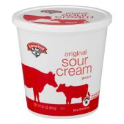 Hannaford Original Sour Cream