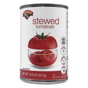 Hannaford Stewed Tomatoes