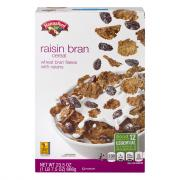 Hannaford Raisin Bran Cereal