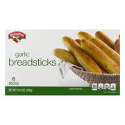Hannaford Garlic Breadsticks