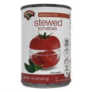 Hannaford Mexican Style Stewed Tomatoes
