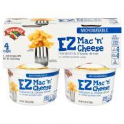 Hannaford Microwaveable EZ Macaroni & Cheese