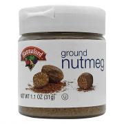 Hannaford Ground Nutmeg