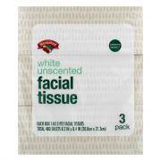 Hannaford Facial Tissue