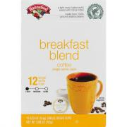 Hannaford Breakfast Blend Single Serve Cups