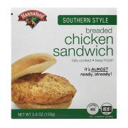 Hannaford Breaded Chicken Sandwich