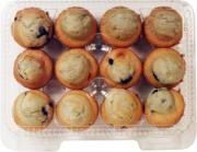 Hannaford Mini Blueberry Muffins