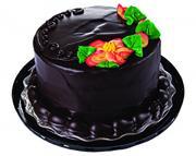 "5"" Chocolate Ganache Bavarian Filled Cake"