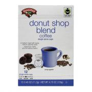 Hannaford Donut Shop Blend Coffee Single Serving Cup