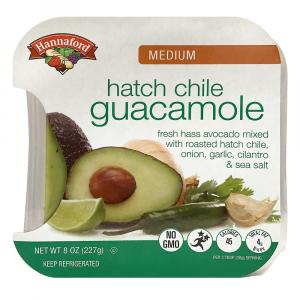 Hannaford Hatch Chile Guacamole