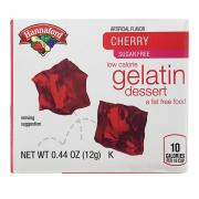 Hannaford Sugar Free Cherry Gelatin
