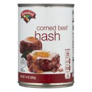 Hannaford Corned Beef Hash