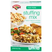 Hannaford Pork Stuffing Mix