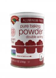 Hannaford Aluminum Free Pure Baking Powder Double Acting