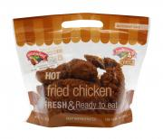 Hand Battered Fiery 4-Piece Fried Chicken