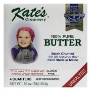 Kate's Unsalted Butter Quarters