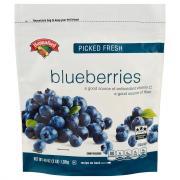 Hannaford Blueberries